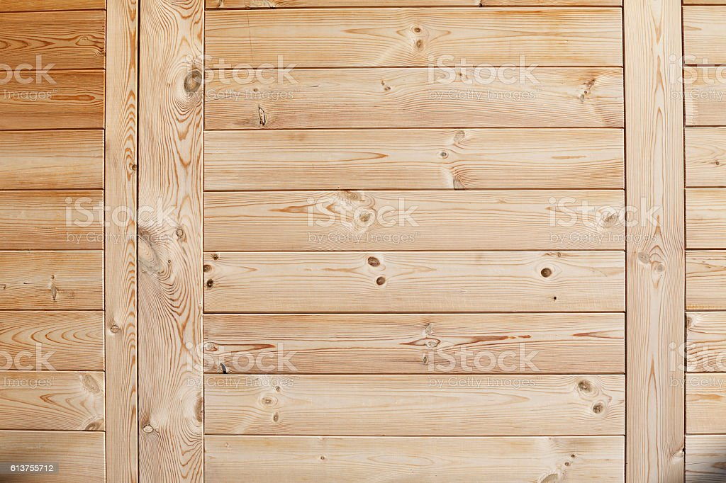 Wood Texture Background Rustic Pine Wooden Blank Wall Stock Photo