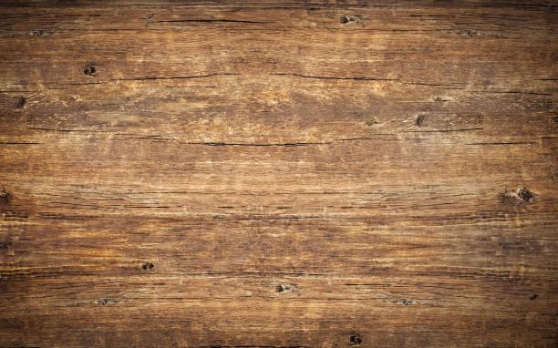나무 텍스처 배경입니다. 균열 빈티지 나무 테이블의 상단 보기입니다. 천연 색상, 질감 및 패턴으로 오래된 매듭 나무의 표면. 어두운 헛간 소재입니다. - 목재 재료 뉴스 사진 이미지