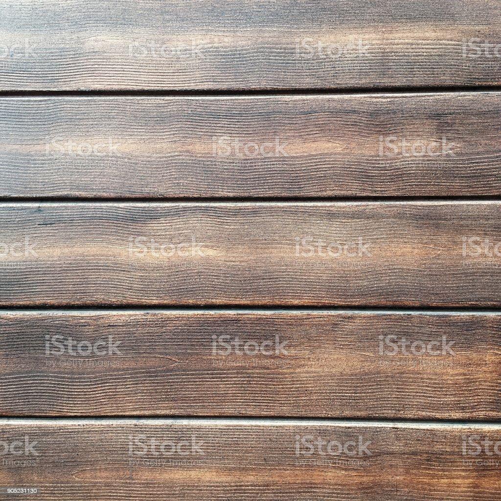 Muur Van Houten Planken.Houtstructuur Achtergrond Houten Planken Grunge Houten Geschilderde