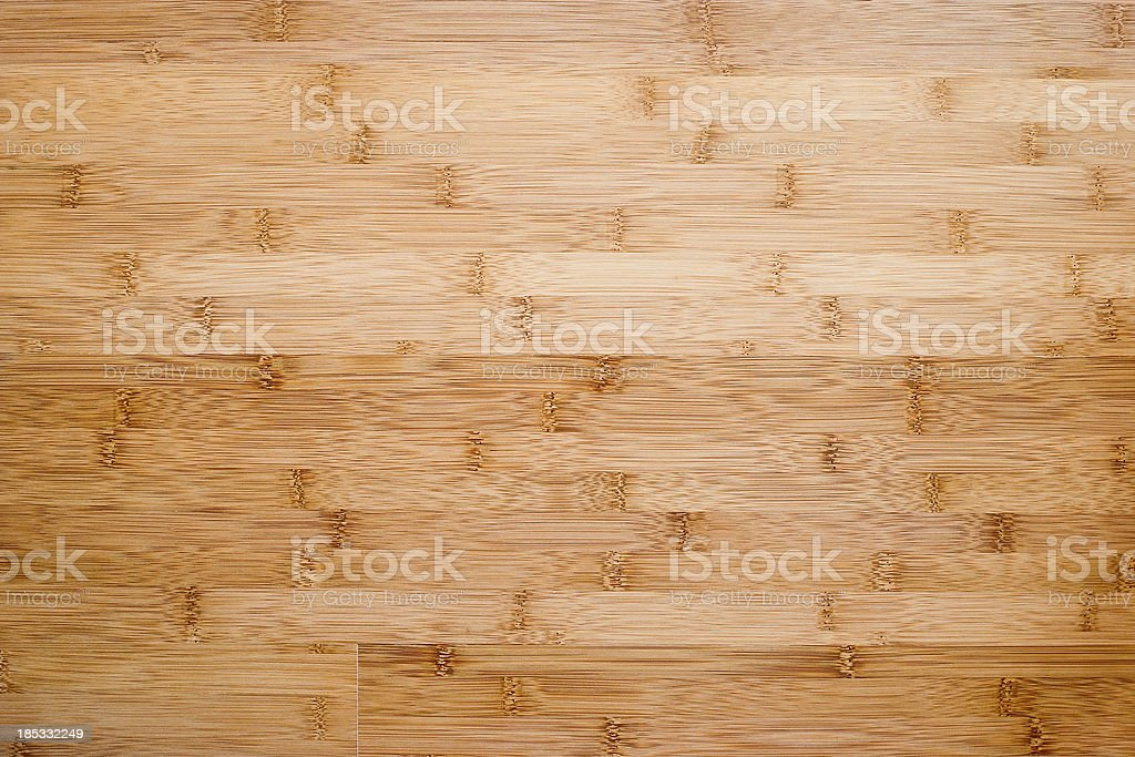 Wood texture: Bamboo stock photo