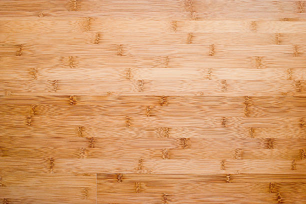 Wood texture: Bamboo stock photo