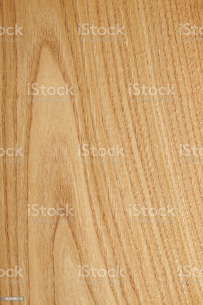 Wood Texture - Chestnut royalty-free stock photo