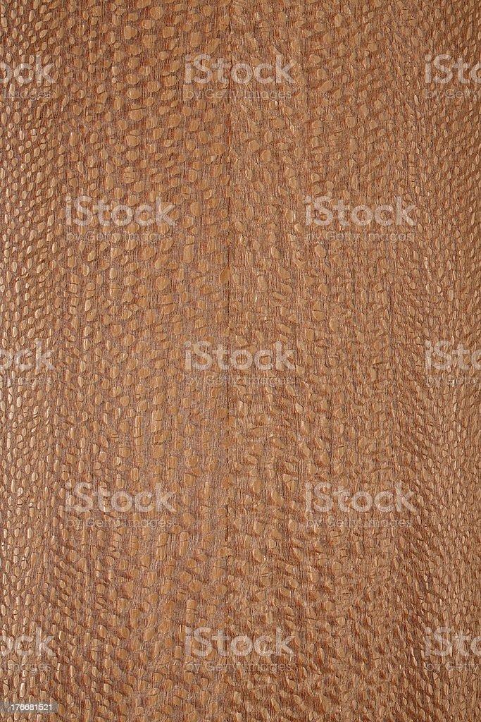 Wood texture - LAURO FAIA VENEER royalty-free stock photo