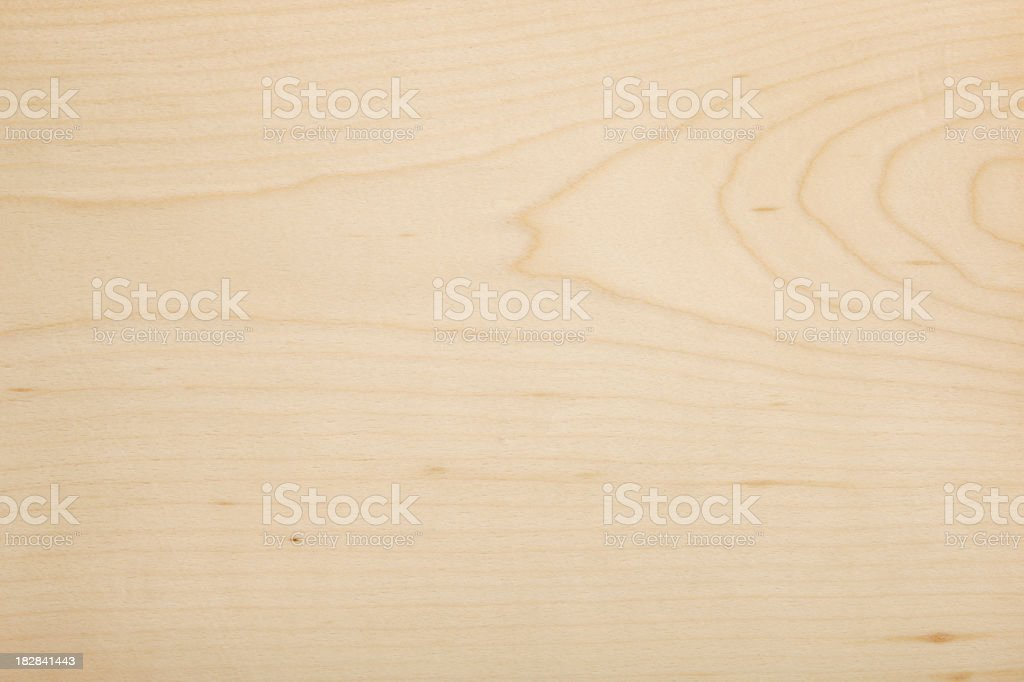 Wood Texture - Maple stock photo