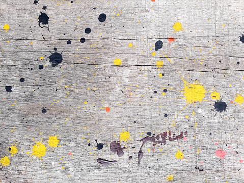 1084390994 istock photo wood texture, paint splash, colorful paint on wood texture, colorful paint splash on white wood texture 1172205700