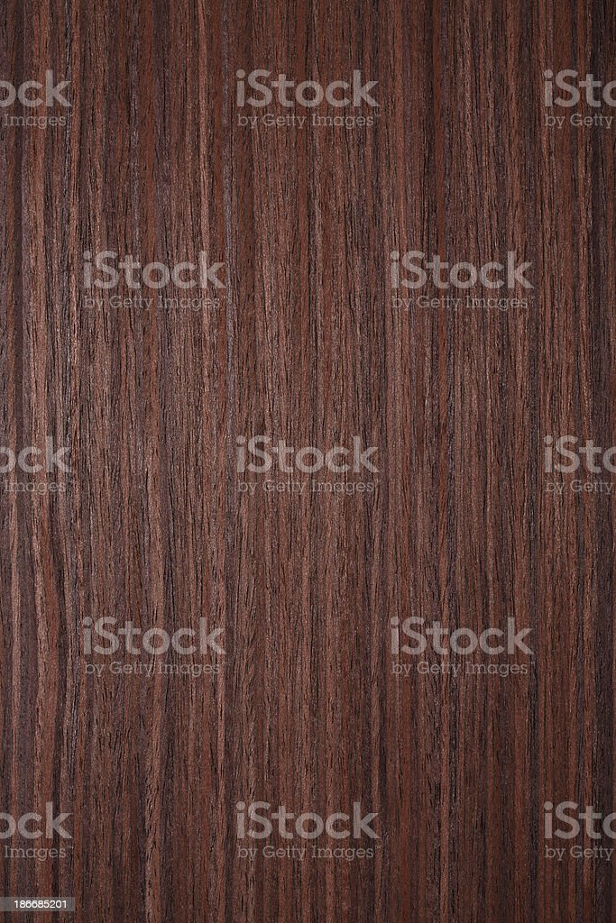 Wood texture - Palisander stock photo