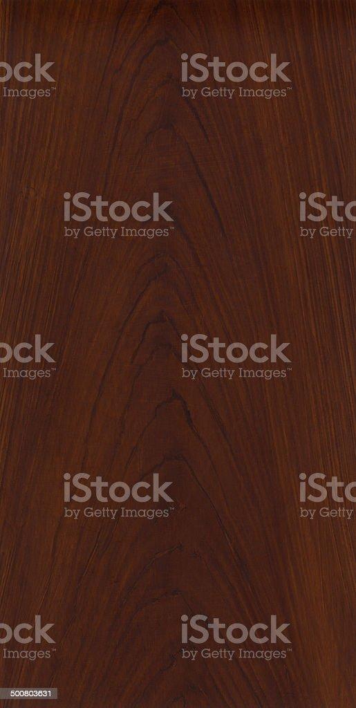 Wood Texture Panel - Walnut 2 stock photo