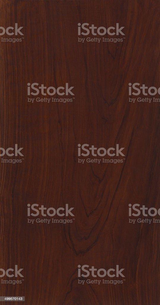 Wood Texture Panel - Walnut stock photo