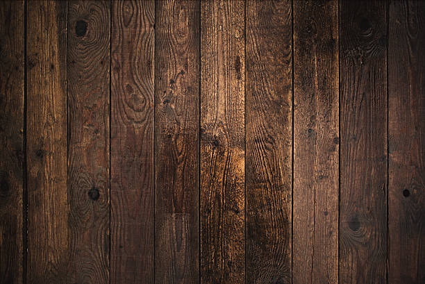 texture de bois - style rustique photos et images de collection