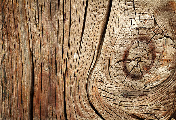 wood texture - knotted wood stock pictures, royalty-free photos & images