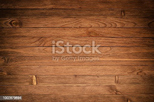 Image of dark bumpy wooden table top background
