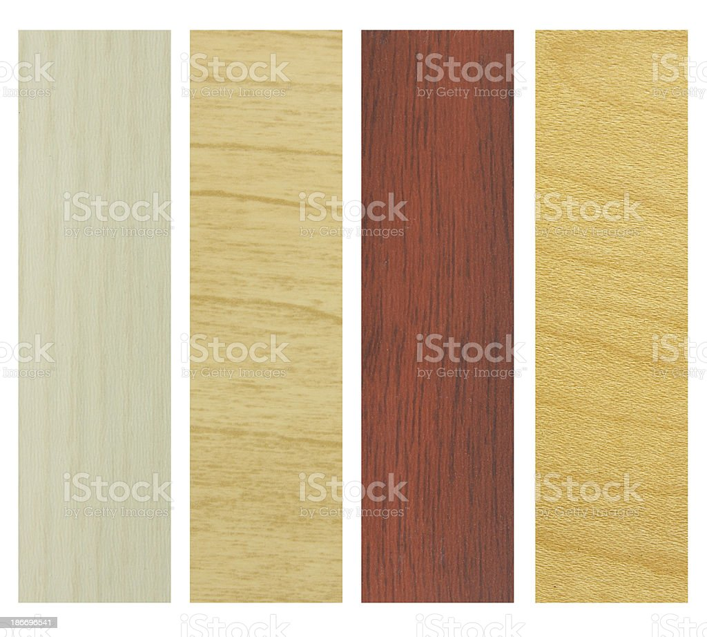 Wood texture samples royalty-free stock photo