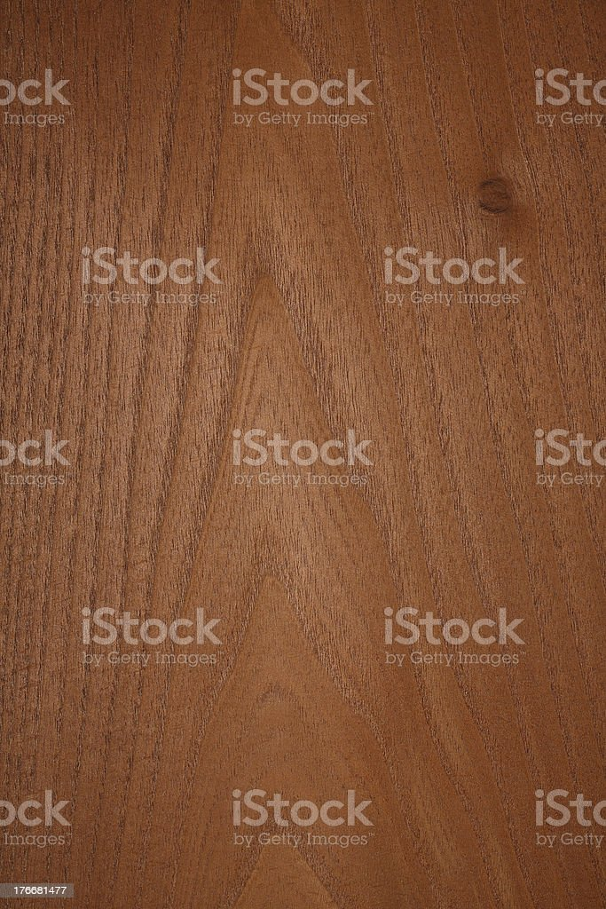 Wood texture - Steamed Acacia royalty-free stock photo