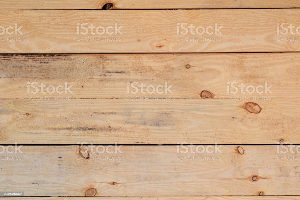 Wood texture. Surface of teak wood background for design and decoration stock photo