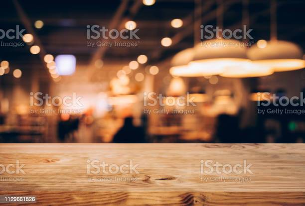 Wood texture table top with blur light gold bokeh in caferestaurant picture id1129661826?b=1&k=6&m=1129661826&s=612x612&h=5phnrlnmpr3ols yij4cpii cd8mepr82alkv5uc5aa=
