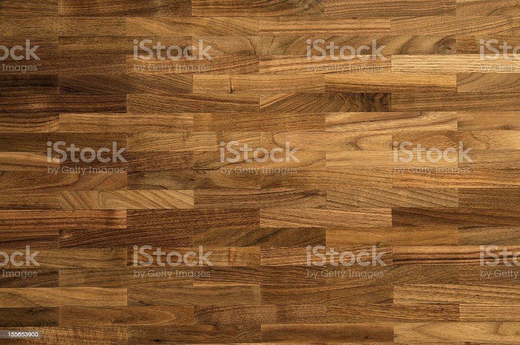 Holz Textur-Walnuss-Parkett – Foto