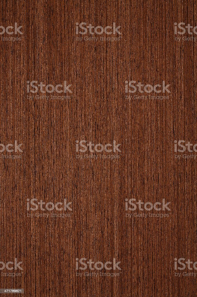 Wood texture - Wenge stock photo