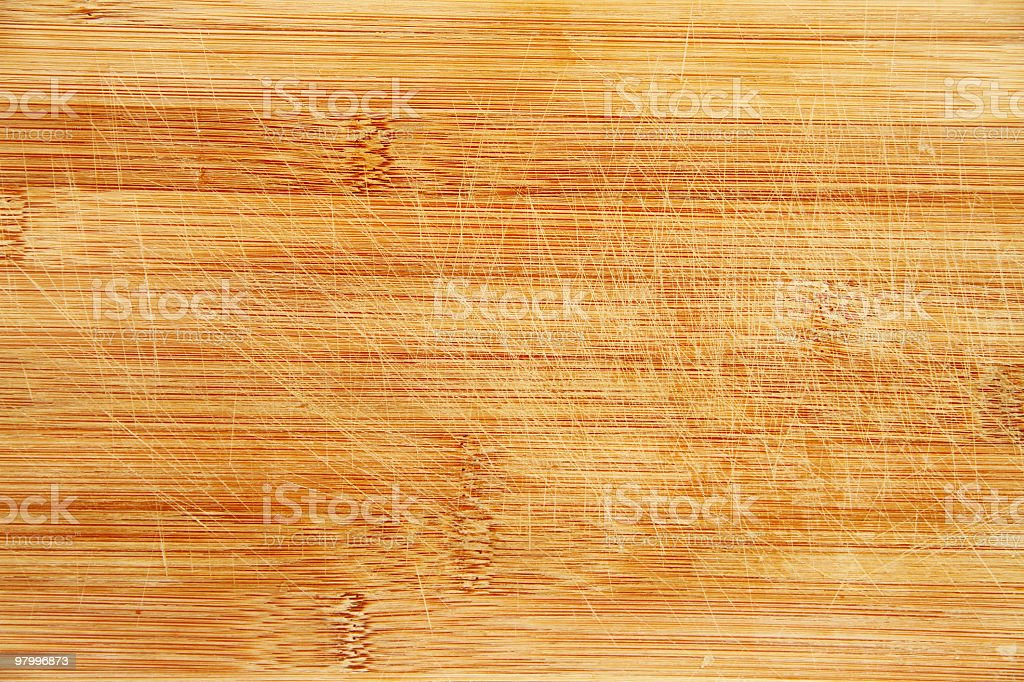 wood texture with scratches royalty-free stock photo