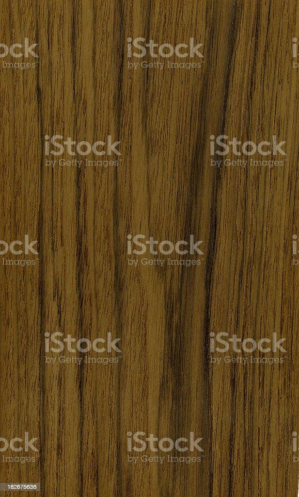 Wood Texture (Teck) XXL royalty-free stock photo