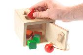 wood toy - Holzspielzeug für Kinder