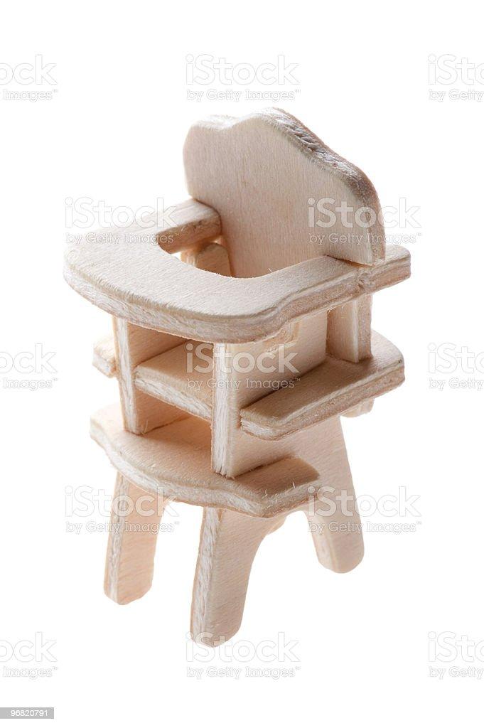 wood toy macro royalty-free stock photo