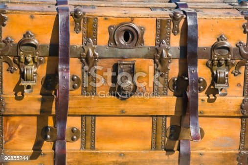 Wood Trunk Stock Photo & More Pictures of Aging Process