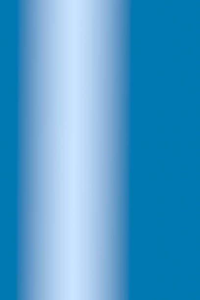 wood wall paint white and blue bright color stripe vertical backround and texture stock photo