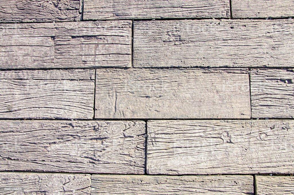 Wood Wall Patern foto royalty-free