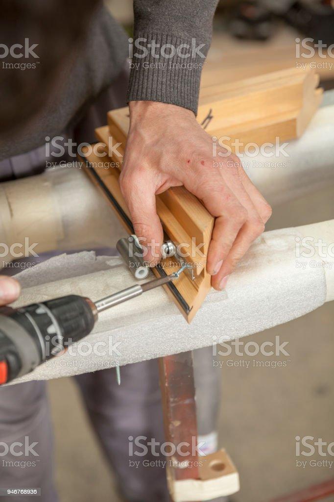 wood Arbeiten – Foto