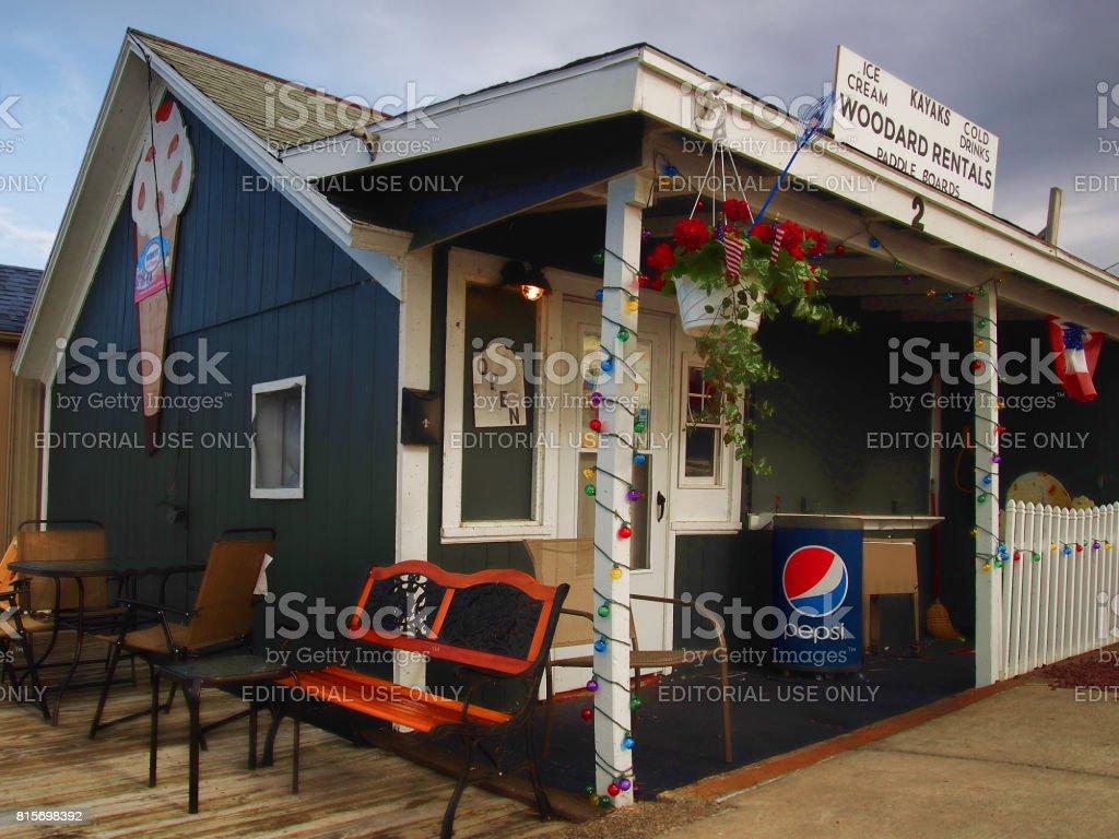Woodard Rentals stock photo