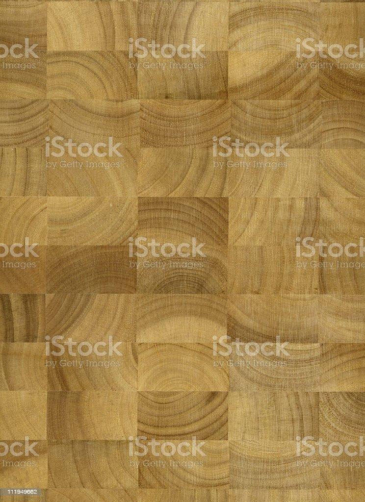 Woodblock chopping board royalty-free stock photo