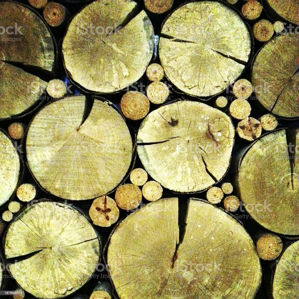 Wooden abstract royalty-free stock photo