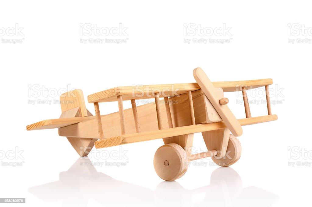 Avion Jouet en bois - Photo