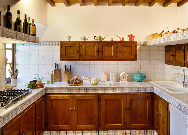 888 Tuscan Kitchen Stock Photos Pictures Royalty Free Images Istock