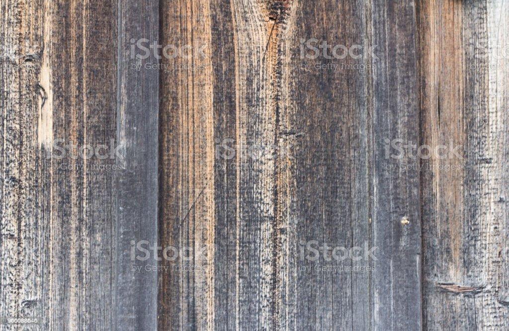 trä bakgrund, gamla väderbitna väggen i styrelser - Royaltyfri Abstrakt Bildbanksbilder