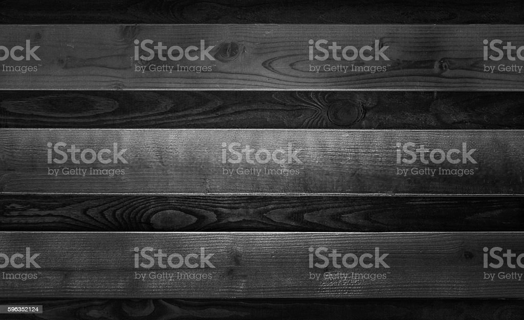 wooden background on black royalty-free stock photo