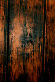Dark brown wooden background.