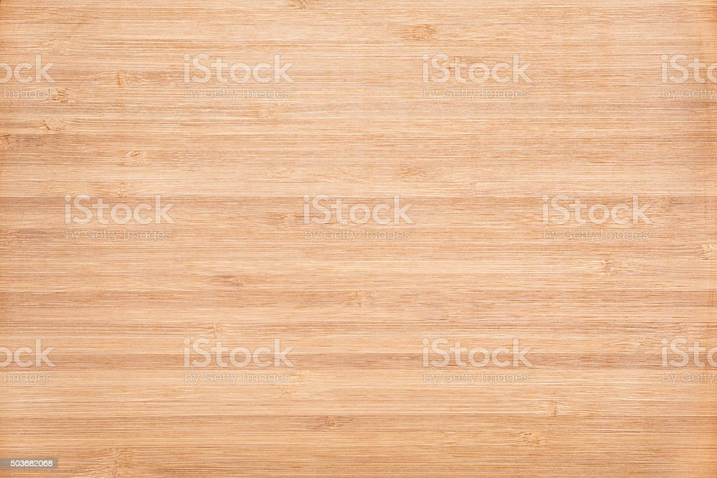 Wooden bamboo background stock photo