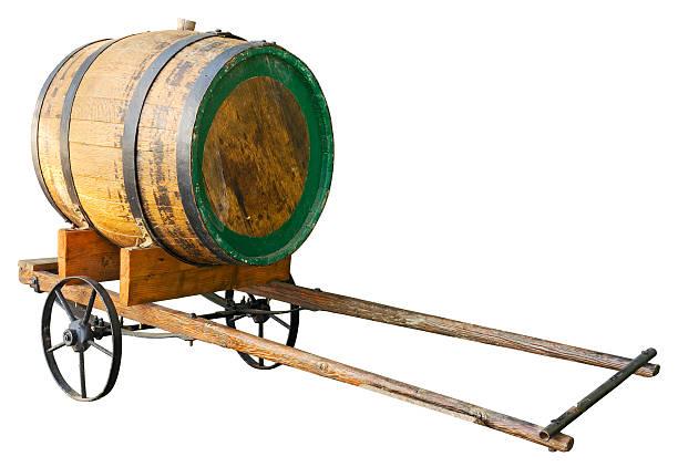 Holz barrel  – Foto
