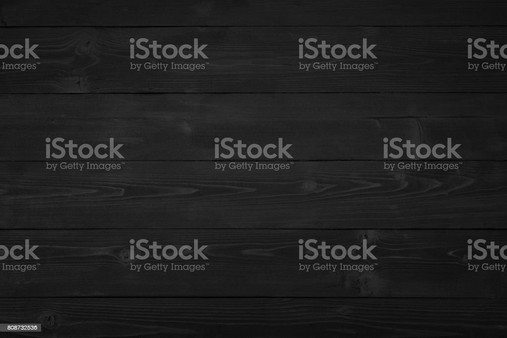 Wooden black background and texture стоковое фото