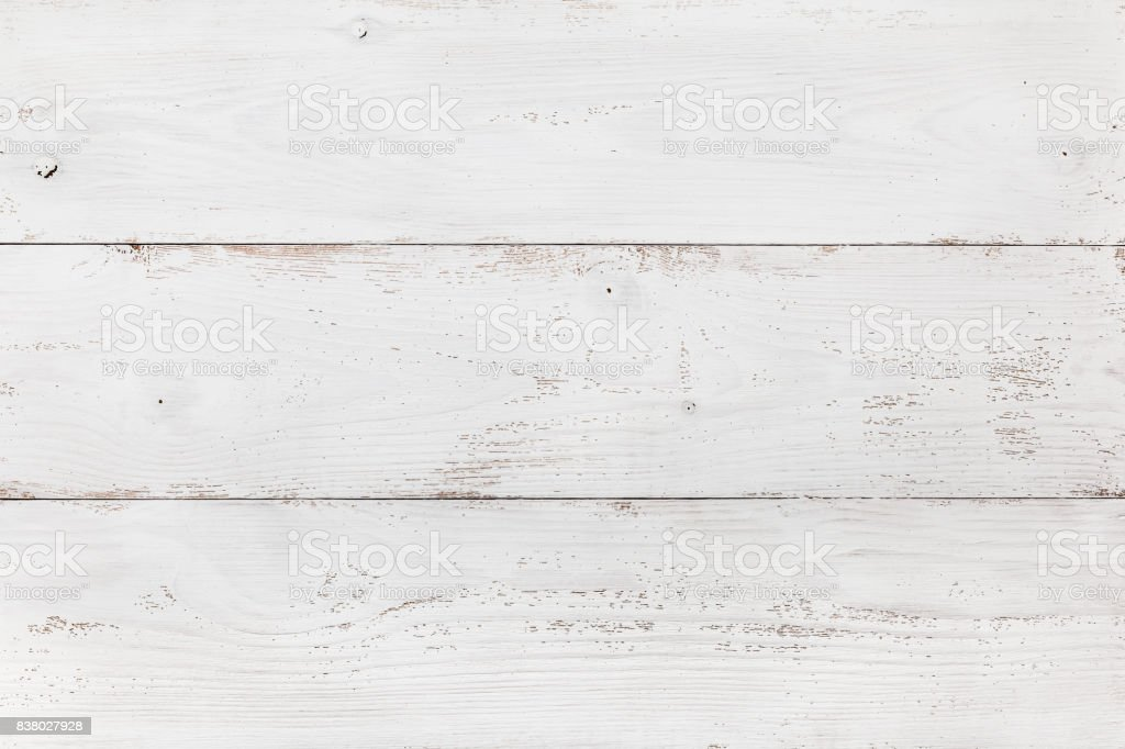 Wooden Board Painted White royalty-free stock photo