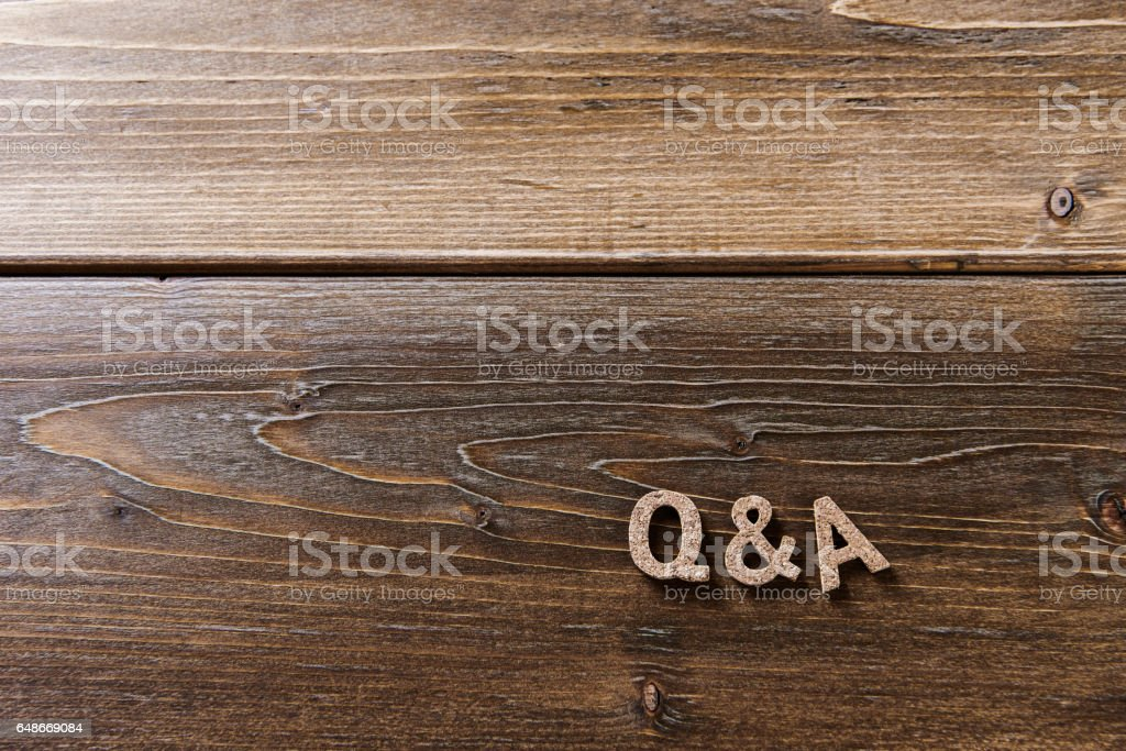 Wooden board. stock photo
