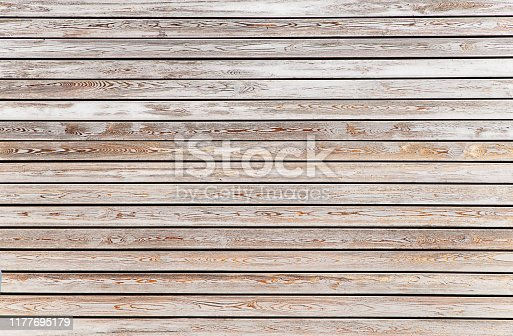 Gray shabby wooden boards background