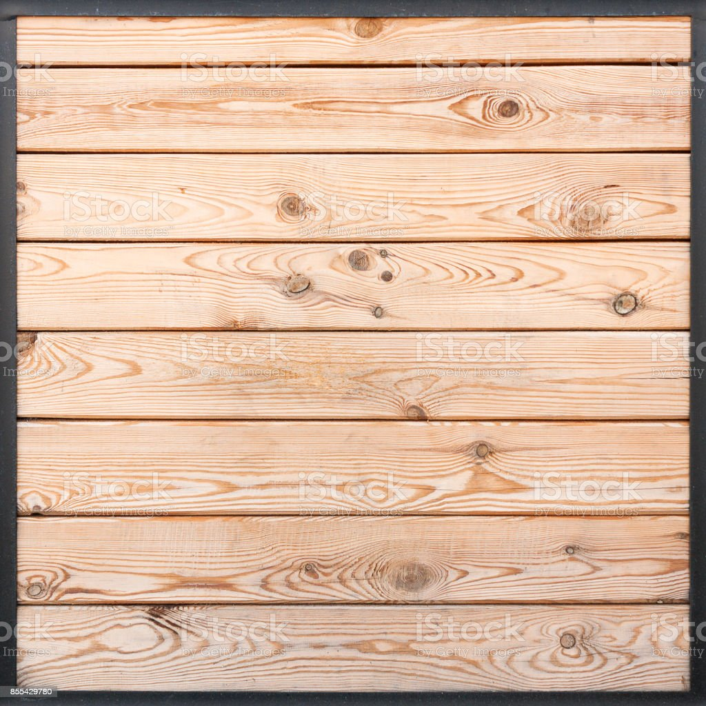Wooden boards planks seamless texture stock photo