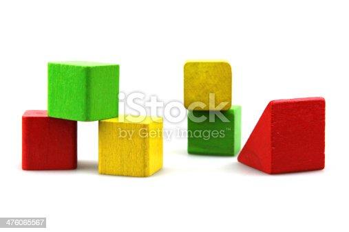 istock Wooden building blocks 476065567