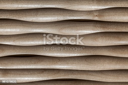wooden carved background texture.