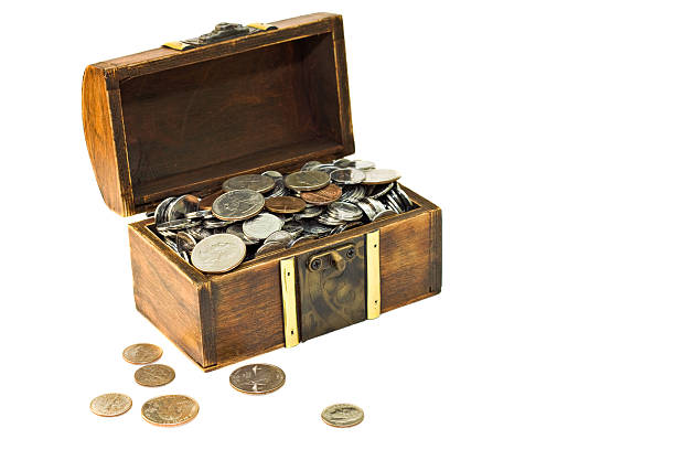 old coin box
