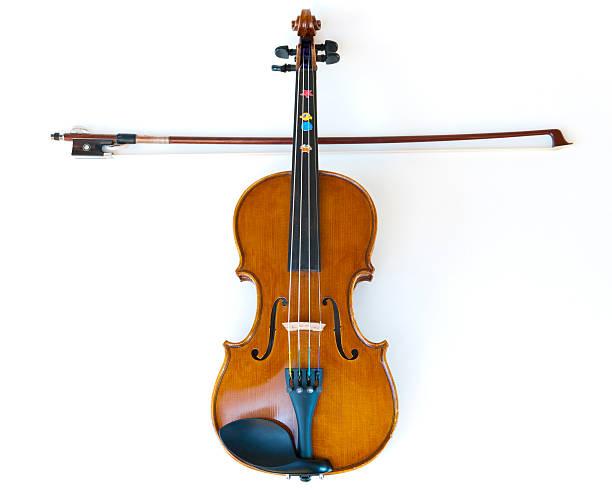 Hölzerne Kinder Violine – Foto