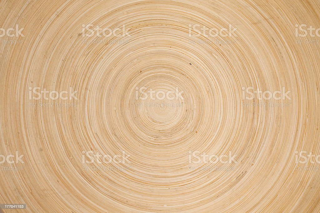 Wooden circles texture backgroud royalty-free stock photo