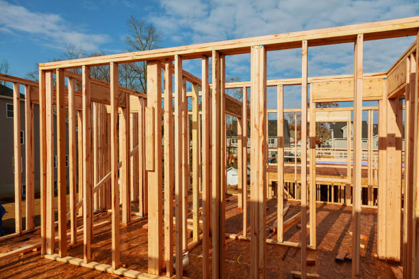 wooden construction, for home, house building - petticoat stock pictures, royalty-free photos & images